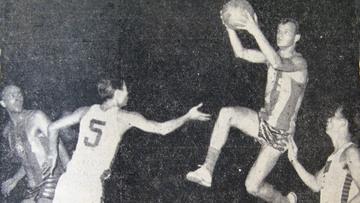 1963 - Ano dourado do basquetebol brasileiro