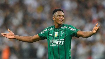 Ida antecipada de Mina para o Barcelona eleva faturamento do Palmeiras em mais de R$ 12,2 milhões