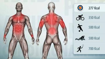 Arco e flecha ajuda a eliminar a 'gordurinha do tchau' e queima 277 calorias por hora
