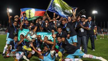 A maravilhosa história final da Champions League da Oceania e seu gol de conto de fadas