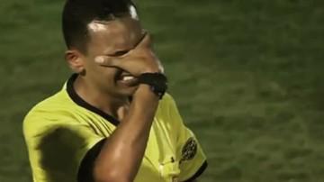 O que há por trás do choro de um árbitro no Paulista, Marcelo de Lima Henrique dispensado e Edina fazendo história