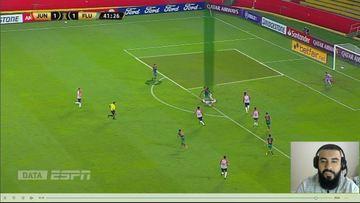 Fluminense ganhou 1 ponto, mas conseguiu 'mexer bem' na defesa do Junior Barranquilla; veja análise