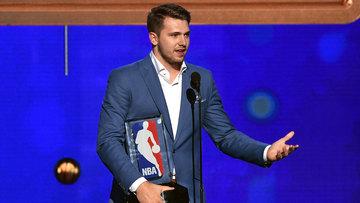 Doncic deu o primeiro passo na sua grande missão: ser o maior europeu da história da NBA