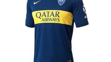 Boca Juniors lança seus novos uniformes com mudança no patrocínio