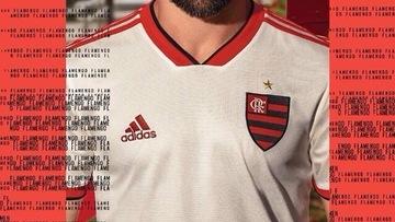 Nova camisa 2 do Flamengo vaza na web
