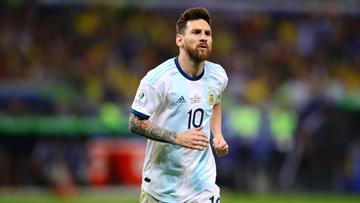 Messi, Tite e Vargas podem bater recordes individuais nesta Copa América
