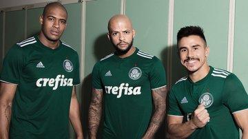 Torcida do Palmeiras 'invade' enquete espanhola e elege camisa como mais bonita do mundo