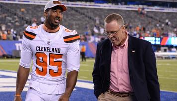A era dos Browns na NFL - finalmente - chegou