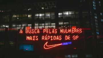 Para as mulheres mais rápidas de São Paulo
