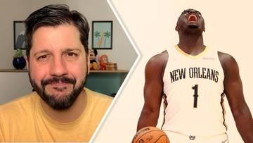 Zion Williamson acima do peso pode ser um problema para os Pelicans!