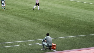 Como foi estar a 10 metros de Abel em uma noite que ele só errou no Palmeiras, e o Atlético-MG não aproveitou