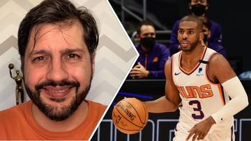 Phoenix Suns veio pra ficar e vai brigar pelo primeiro lugar na temporada regular!