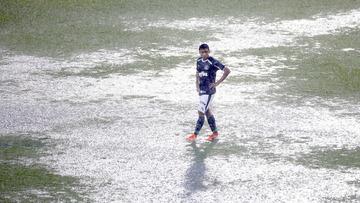 Muita chuva e jogos da Copinha paralisados; regulamento ou regra do jogo?