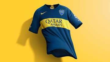 Boca Juniors e Nike: Casamento de 23 anos corre risco de acabar