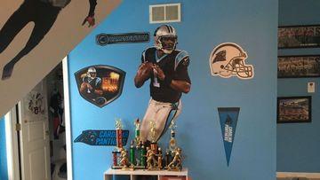Líder do ataque e da defesa entre os garotos: conheça a quarterback de 13 anos que impressiona Illinois