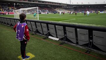 Lembra do famoso 'gol de gandula' no jogo profissional da FPF?