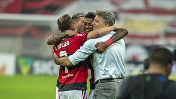 Esse Flamengo surra com gosto