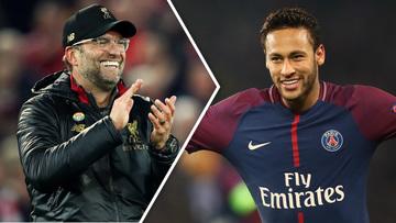 Para fazer inveja a Guardiola e Cristiano Ronaldo: Klopp e Neymar turbinaram valor das marcas de Liverpool e PSG