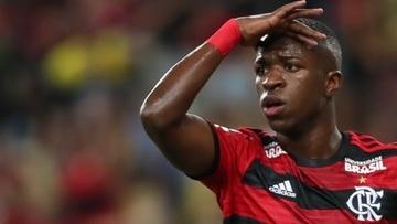 Real Madrid já alertou que deverá pedir ida de Vinícius Júnior do Fla para a Espanha já em julho