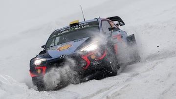 WRC - Campeonato Mundial - Rally da Suécia: Thierry Neuville vence e assume a liderança da temporada 2018