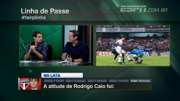 Gian elogia atitude de Rodrigo Caio: 'Ele não quis ser exaltado por isso'