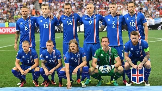 Zebra da Eurocopa, seleção da Islândia vale menos que 9 times da Série A do Brasileirão - ESPN