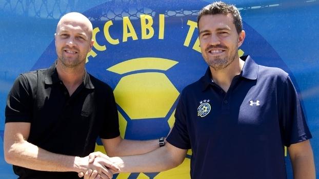 Jordi Cruyff contratou Óscar García no Maccabi Tel Aviv