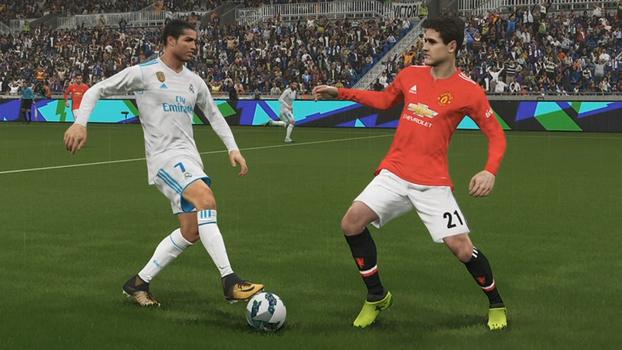 É possível jogar com Real Madrid, Manchester United e qualquer outro time em 'PES 2018'; saiba ...