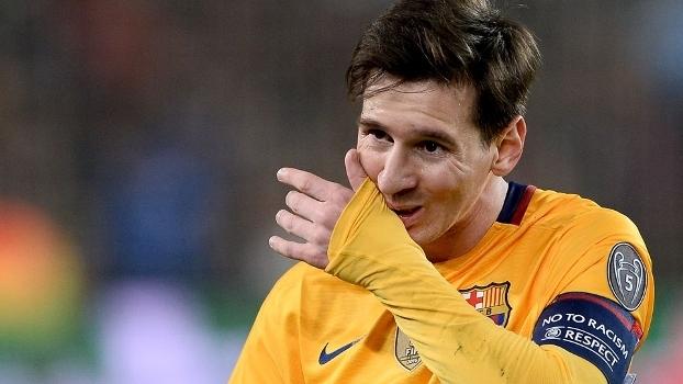Messi passou em branco contra Real e Atlético