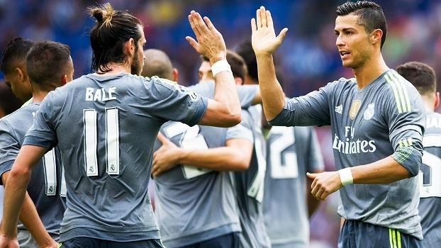 1a6699a7c2 Cristiano Ronaldo x Gareth Bale  quem é mais importante para sua ...