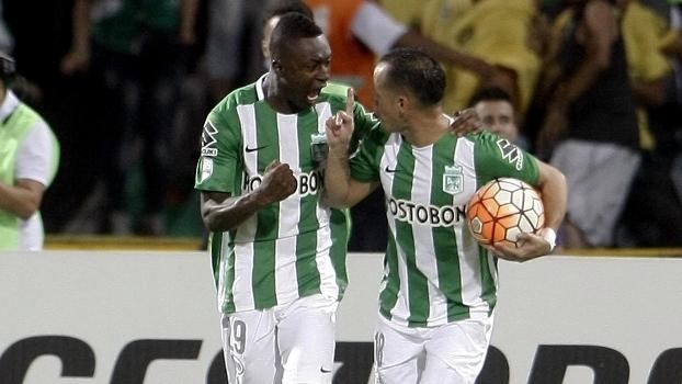 Atlético Nacional enfrentará o São Paulo na semifinal da Libertadores