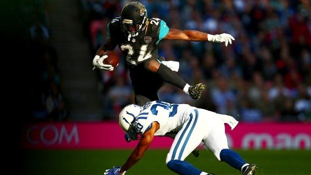 Jaguars Venceram Os Colts Jogando Em Wembley