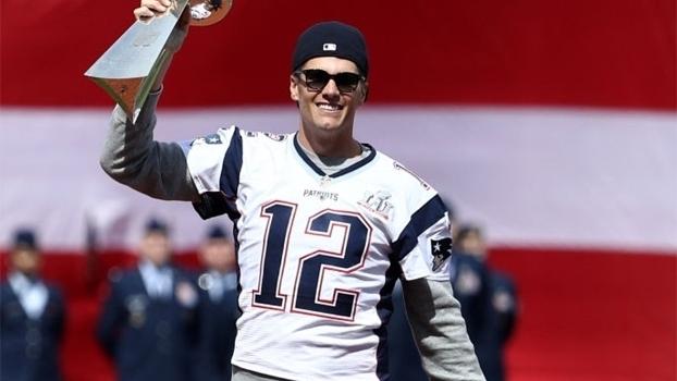 Tom Brady não visitará Donald Trump na Casa Branca com o New England Patriots