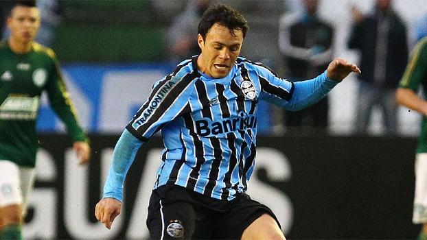 8aada54485 Kléber e Fernandinho não devem seguir no Grêmio em 2015 - ESPN