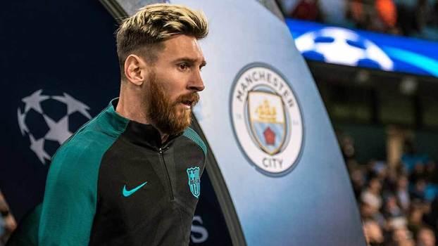 Man City garante que não irá cometer nenhuma loucura por Messi — Mercado