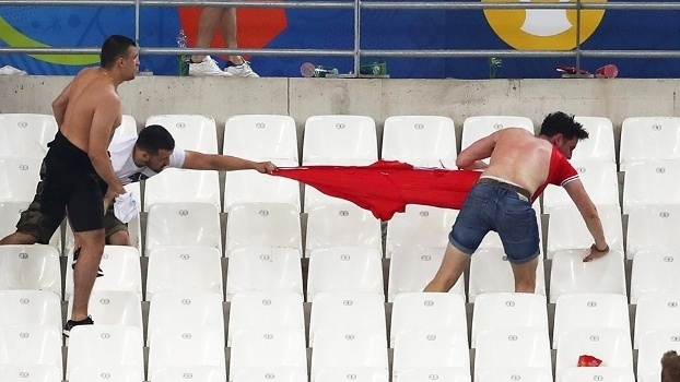 Briga Torcida Inglaterra Russia Euro-2016 11/06/2016