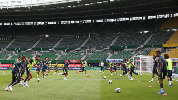 Sobre enfrentar sistemas defensivos na Copa do Mundo  a realidade do ... 353d0fff44bf2