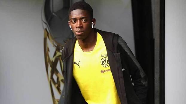 Ousmane Dembélé ainda tenta uma transferência ao Barcelona