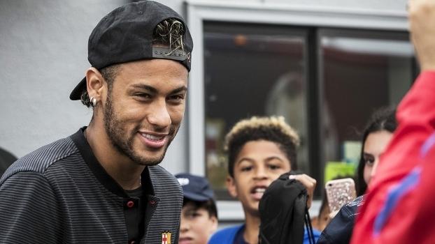 Para aceitar PSG, Neymar pediu 4 nomes de peso