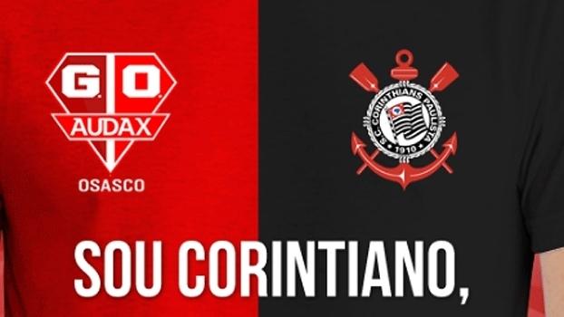 Audax  convoca  torcidas de Corinthians e Palmeiras na final contra o Santos   a527dc8ce2dc1