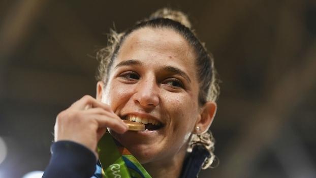 Paula Pareto: pioneira no esporte da Argentina
