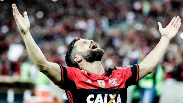 Diego tentará evitar 'jejum' histórico do Flamengo
