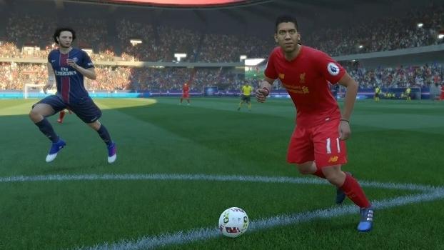 Roberto Firmino, do Liverpool, está em 4º na lista da Transfermarkt e 13º entre os melhores brasileiros de FIFA 17.