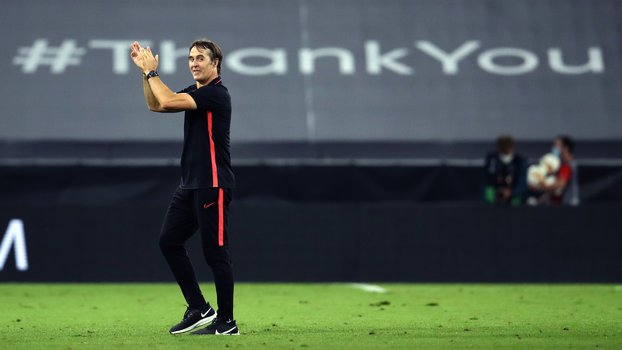 Lopetegui classificou o Sevilla para a sexta final de Liga Europa na história do clube: venceu as cinco que disputou