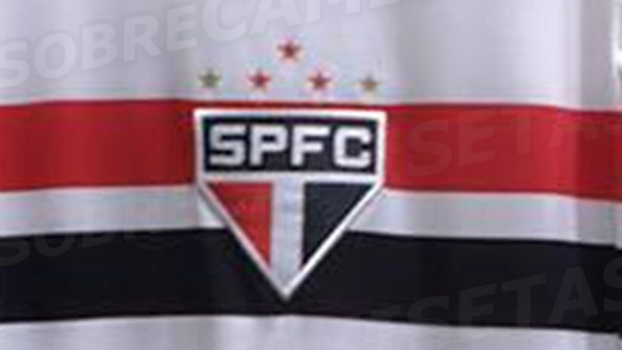 08b53d018d Possível novo uniforme do São Paulo vaza na internet e traz mudança ...