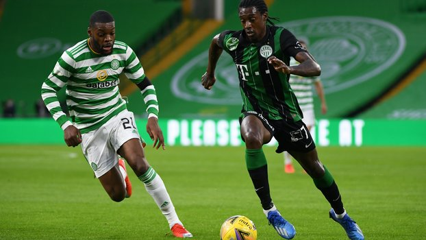 Ferencváros mandou o Celtic para as preliminares da Europa League