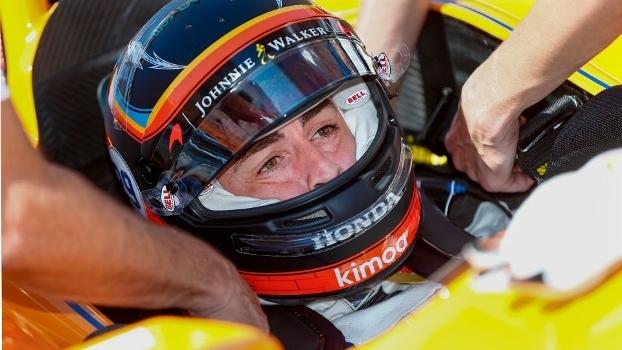 Fernando Alonso irá disputar as 500 Milhas de Indianápolis