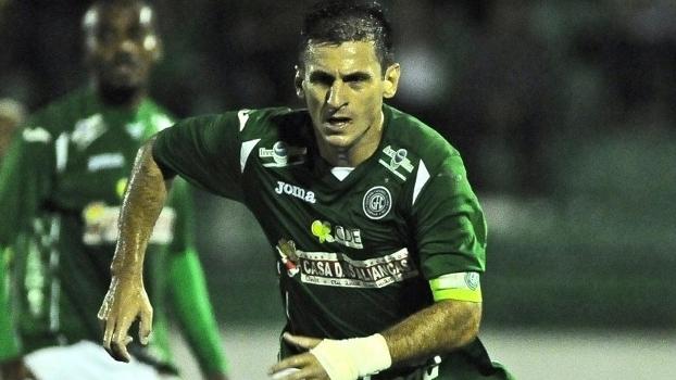 Fumagalli foi o autor do gol da vitória do Guarani