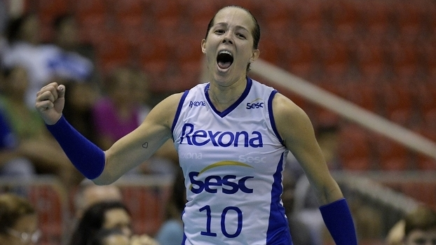 Rio de Janeiro superou o Pinheiros no primeiro jogo