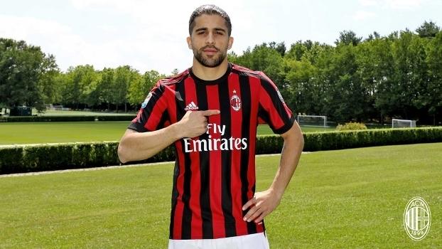 Ricardo Rodriguez Apresentação Milan 08/06/2017